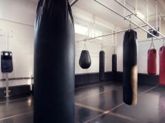 Miestnosť pre box