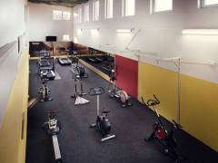 Miestnosť pre kardio