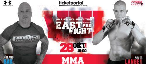 Uz iba 14 dni do East PRO Fight 8…