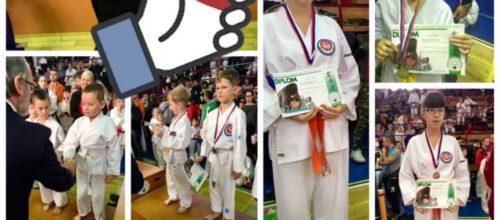 1.kolo Žiackej ligy karate VÚKABU a TAÚK a majstrovstvá VÚKABU