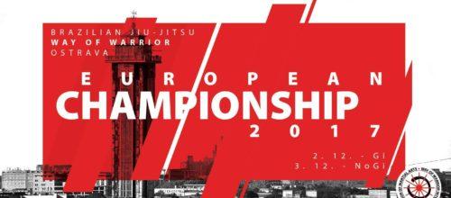 Aktuálne hlásenie z európskeho šampionátu v Brazílskom jiu-jitsu