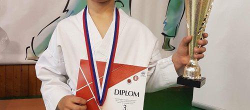 V sobotu 19.5. sa v Multihale v Košiciach konali majstrovstvá SR v karate detí a žiakov do 11 rokov